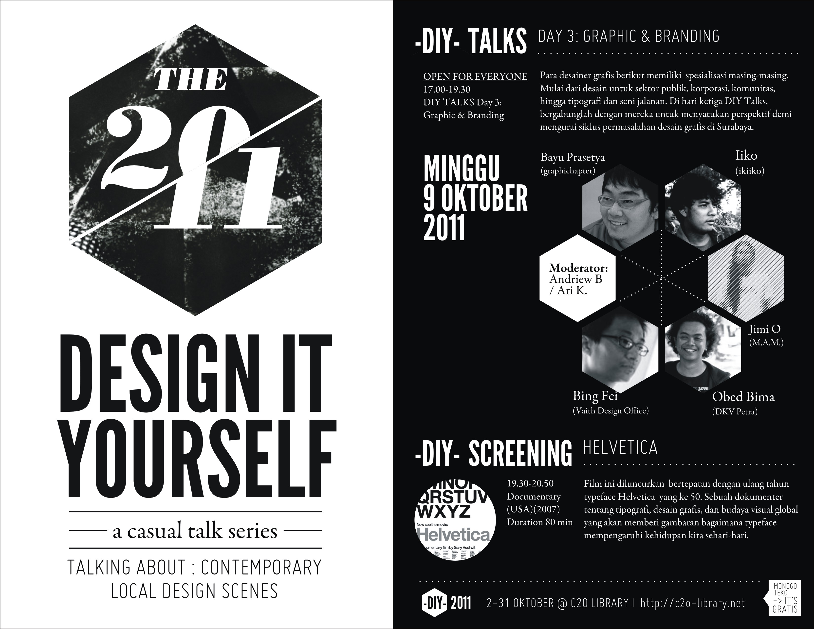DIY Talk 3 Graphic & Branding Design It Yourself